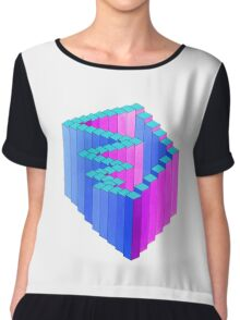 Angles by The Strokes Chiffon Top