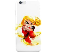 Ken Master iPhone Case/Skin