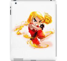 Ken Master iPad Case/Skin