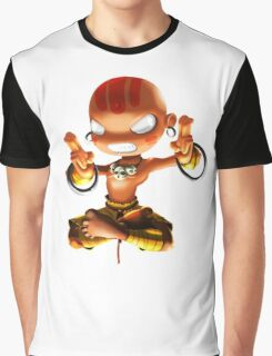 Dhalsim Graphic T-Shirt