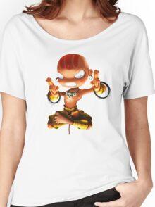 Dhalsim Women's Relaxed Fit T-Shirt