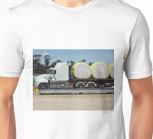 Trucking cotton Unisex T-Shirt