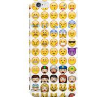 Emojis iPhone Case/Skin