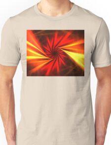 Sunrise Swirl Unisex T-Shirt