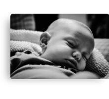 Baby 1 Canvas Print