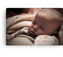 Baby 2 Canvas Print