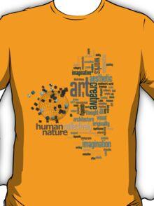 Art is Human Nature T-Shirt