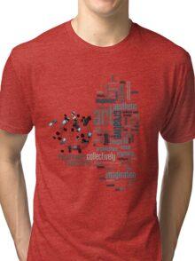 Art is Human Nature Tri-blend T-Shirt