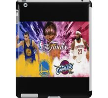 NBA FINAL 2016 iPad Case/Skin