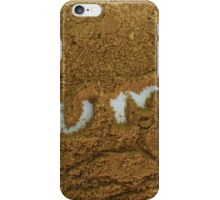 Ground Cumin iPhone Case/Skin