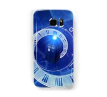 Doctor Who - 2014 Intro Themed Samsung Galaxy Case/Skin