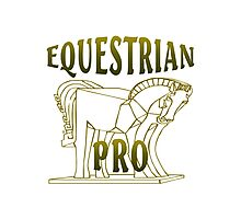 The Equestrian Pro Epic Photographic Print