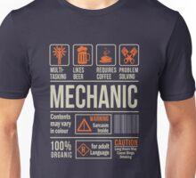 Mechanic Tshirt & Hoodie Unisex T-Shirt