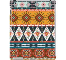 Seamless colorful  native american pattern  iPad Case/Skin