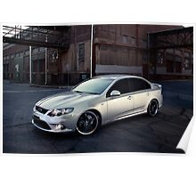Ford Falcon XR8 Poster