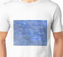 Purple Green And Blue Watercolor Play  Unisex T-Shirt