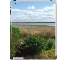 Fivebough swamp wetlands iPad Case/Skin