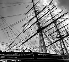 The Cutty Sark Greenwich by DavidHornchurch