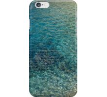 Cote D'Azur - the Azure Coast - at Saint-Jean-Cap-Ferrat, France iPhone Case/Skin