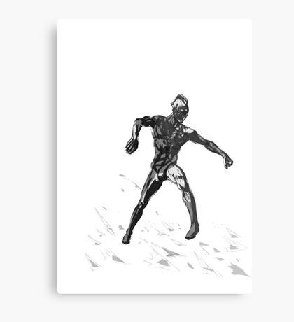 Ultraman A Metal Print
