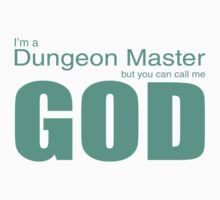 Dungeon Master by tracialawliet
