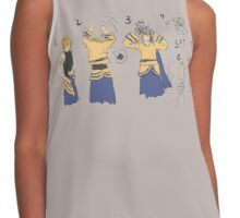 Gula's Guide to Clothes Contrast Tank