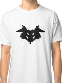 Rorschach Psychology Test Item for Psychologists! Classic T-Shirt