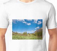 Meadow of False Hellebore Unisex T-Shirt