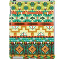 Aztec geometric seamless pattern iPad Case/Skin