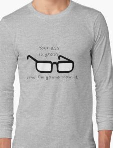 Tina Belcher quote Long Sleeve T-Shirt