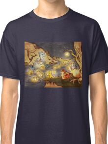 Pokemon Water and Fire Festival Classic T-Shirt