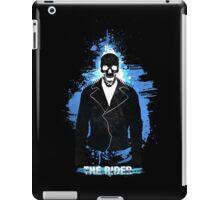 The Rider - Ghostrider iPad Case/Skin