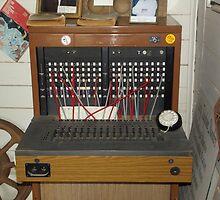Telephone Exchange Vintage by Joy-by-Jennie