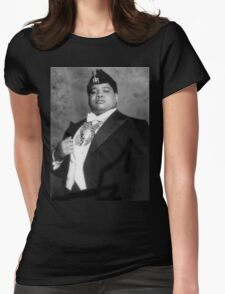 Coming to America - Oha Womens Fitted T-Shirt