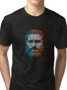 Portrait Art Tri-blend T-Shirt