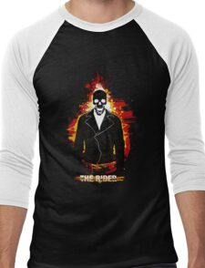 The Rider - Ghostrider Men's Baseball ¾ T-Shirt