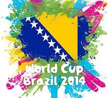 World Cup Brazil 2014 - Bosnia and Herzegovina by matys103