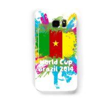 World Cup Brazil 2014 - Cameroon Samsung Galaxy Case/Skin