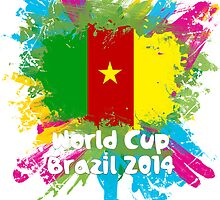 World Cup Brazil 2014 - Cameroon by matys103