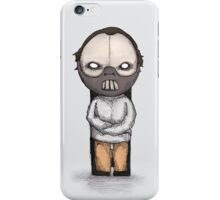Dr. Lecter iPhone Case/Skin