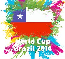 World Cup Brazil 2014 - Chile by matys103