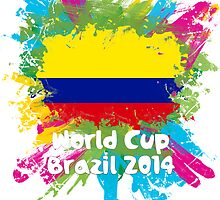 World Cup Brazil 2014 - Colombia by matys103
