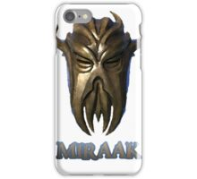 Miraak - Dragonborn/Dragonpriest iPhone Case/Skin