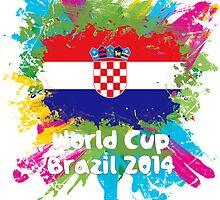 World Cup Brazil 2014 - Croatia by matys103