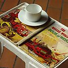 coffee table book by Soxy Fleming