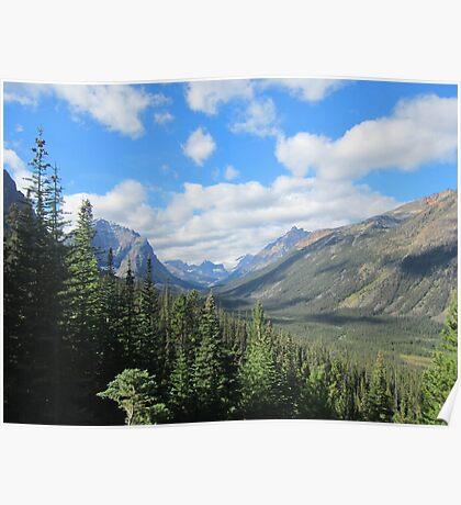Jasper Valley Poster