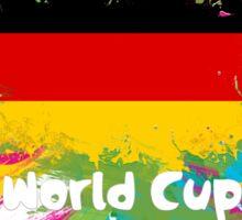 World Cup Brazil 2014 - Germany Sticker