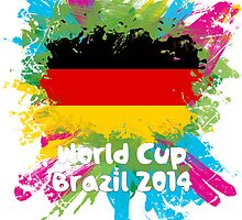 World Cup Brazil 2014 - Germany by matys103