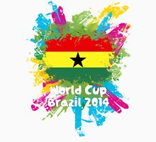 World Cup Brazil 2014 - Ghana Unisex T-Shirt