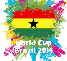 World Cup Brazil 2014 - Ghana by matys103